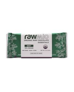 Rawmio Essentials Bar - Mint - 1.1 oz (3 Pack)