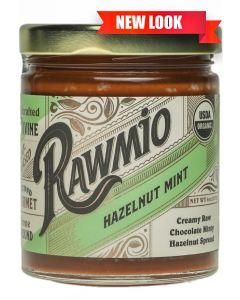 Rawmio Hazelnut Mint Spread - 6 oz