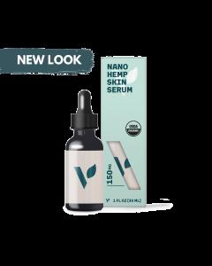 Nano Hemp Skin Serum 150mg