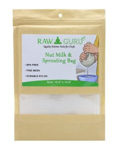 Nut Milk Bag (Nylon with String)