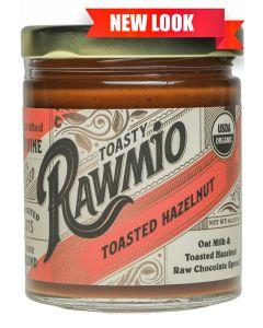 Rawmio Toasted Hazelnut Spread - 6 oz
