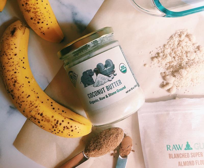 Paleo Almond Flour Banana Bread