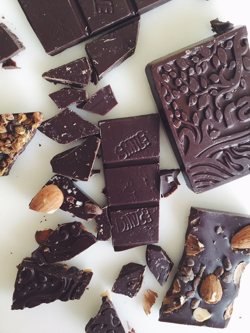 Raw v.s Roasted Chocolate - Which One Should You Be Eating?