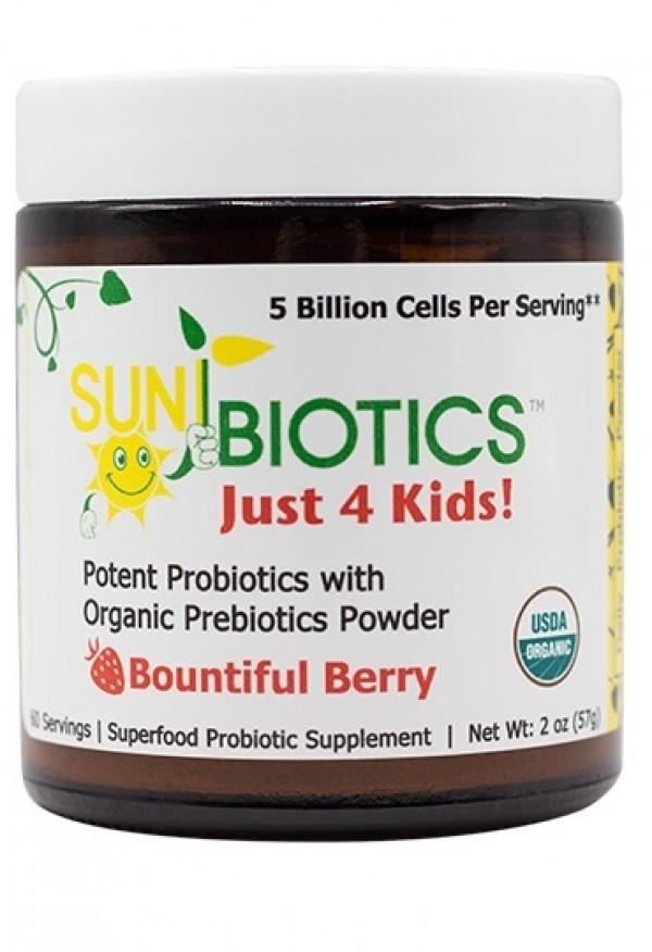 Sunbiotics Just 4 Kids Bountiful Berry